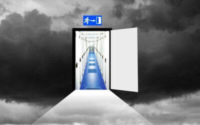 Voorkom migratie vanuit de cloud